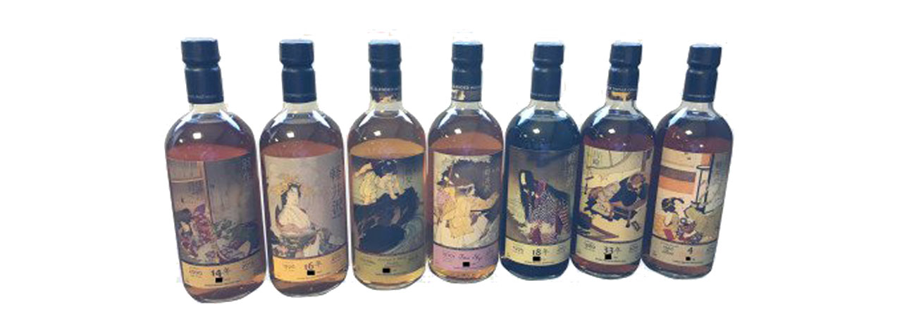 Karuizawa Bottles