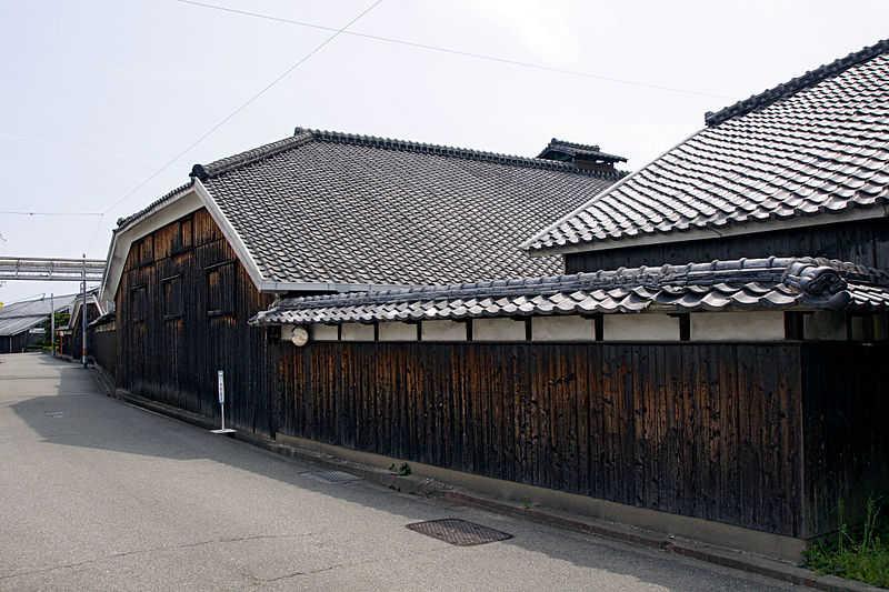 Eigashima Shuzo Distillery