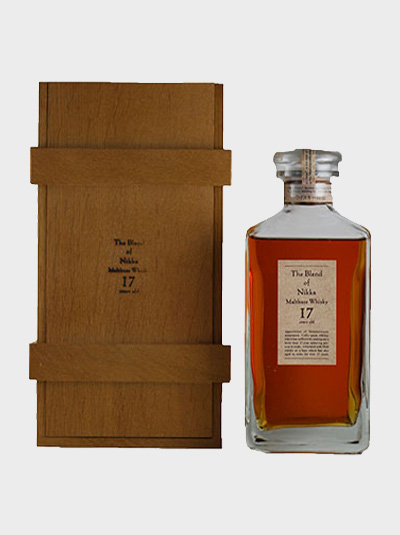 Nikka Whisky 17 Years Old