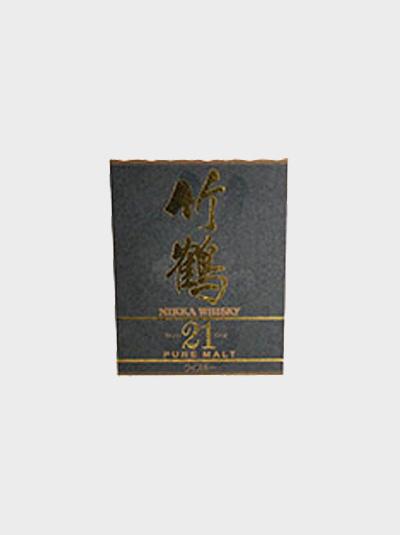 A picture of Nikka Taketuru21 Years Old Pure Malt