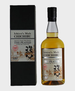 A picture of Ichiros Malt Chichibu The Peated