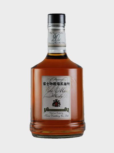 Kirin 20Th Anniversary Pure Malt Whisky