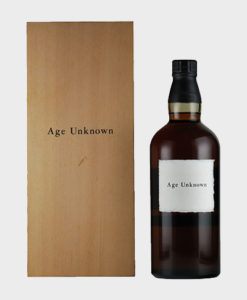 A picture of Yamazaki Keizo Saji Bottle Age Unknow Edition