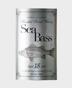 A picture of Whisk-E  Sea Bass 18 Years Old