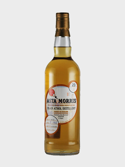 A picture of Asta Morris -Blair Athol Distillery 23 Year Old
