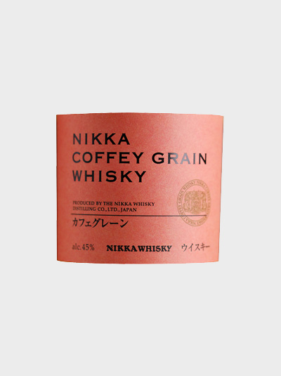 A picture of Nikka Coffey Grain Whisky