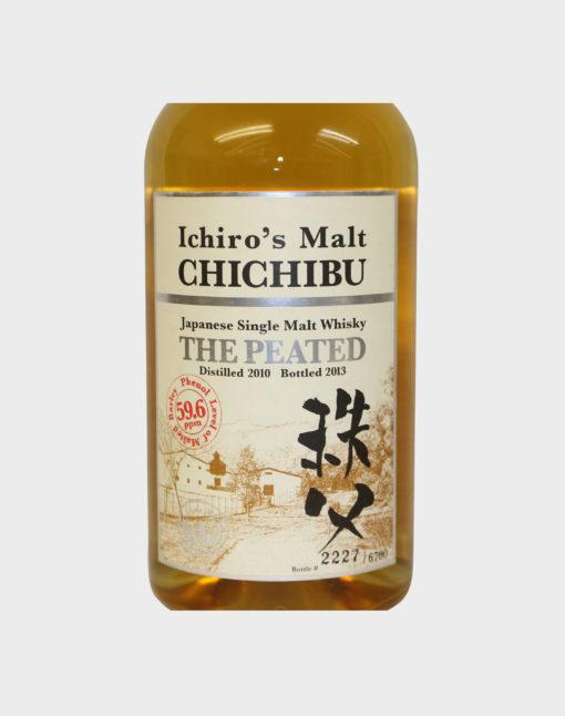 Ichiro's malt peated