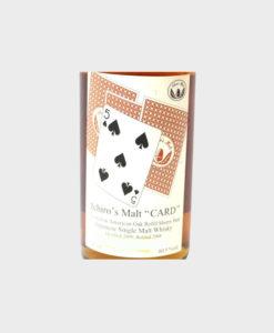 Ichiro's malt five or spades B