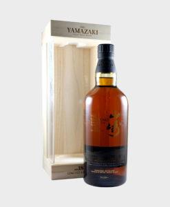 Suntory Yamazaki 18 Year Old Limited Edition