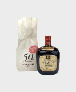 Suntory Old Release 50th Anniversary Bottle A