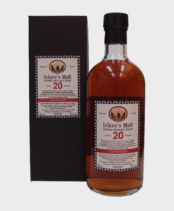 A picture of Ichiro's Malt 20 years 57.5% Cask Strength