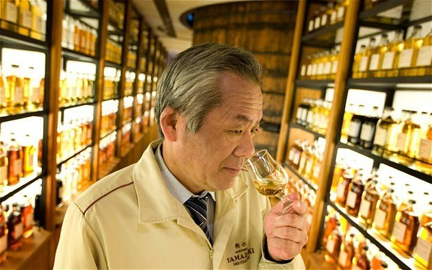 The Makers Of Japanese Whisky