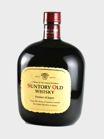 suntory old whisky 3