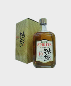 Old Doppo Beer Spirits Aged 10 Years