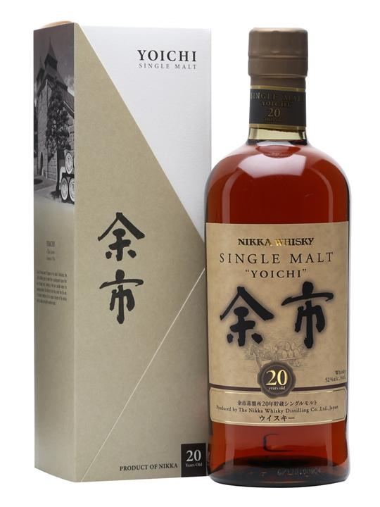 Nikka to stop selling Yoichi whisky