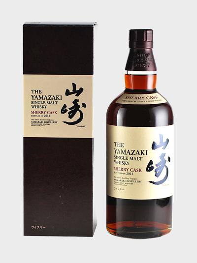Yamazaki Sherry Cask