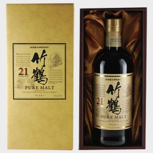 Nikka Taketsuru 21 Year Old Pure Malt Whisky