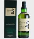 Hakushu 12 Year Old Single Malt Japanese Whisky
