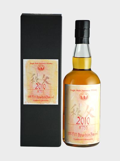 Ichiro's Malt 2010 Japanese Whisky