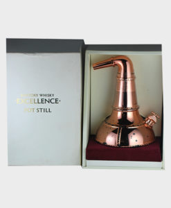 Suntory Excellence Pot Still Bottle Old bottling