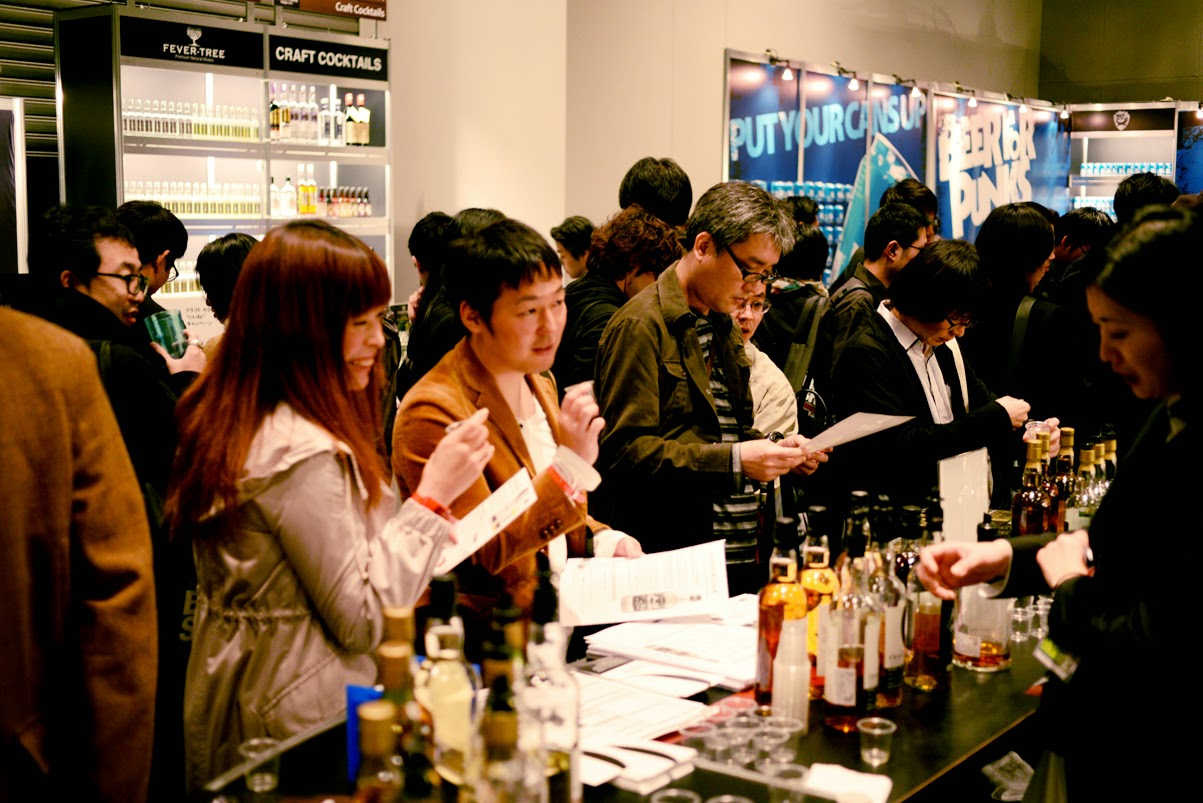 Whisky Live Tokyo