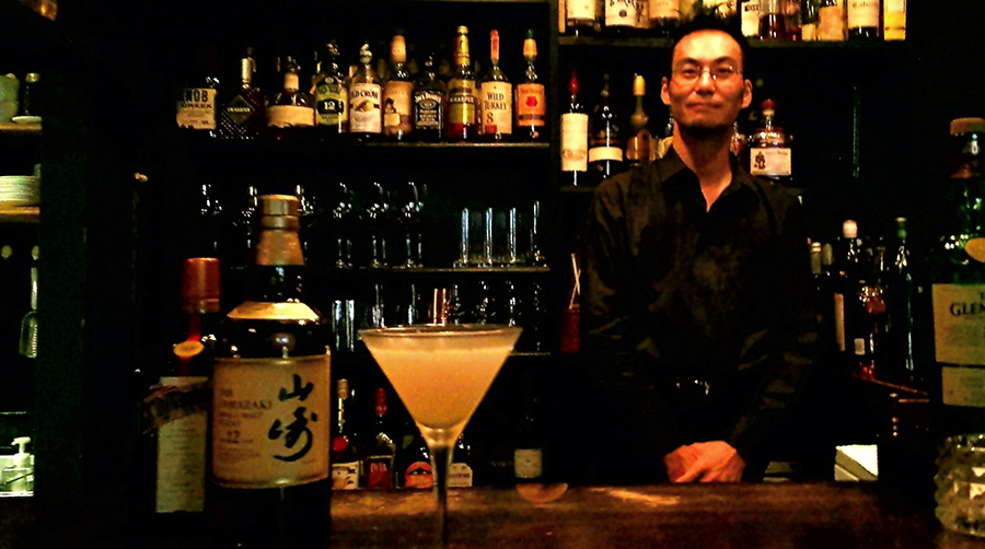 Japanese Whisky Barman