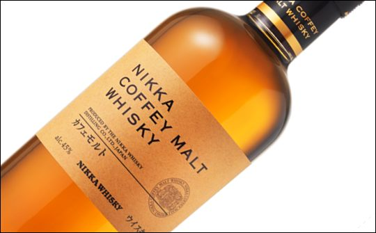 Nikka Coffey Malt Bartender's choice