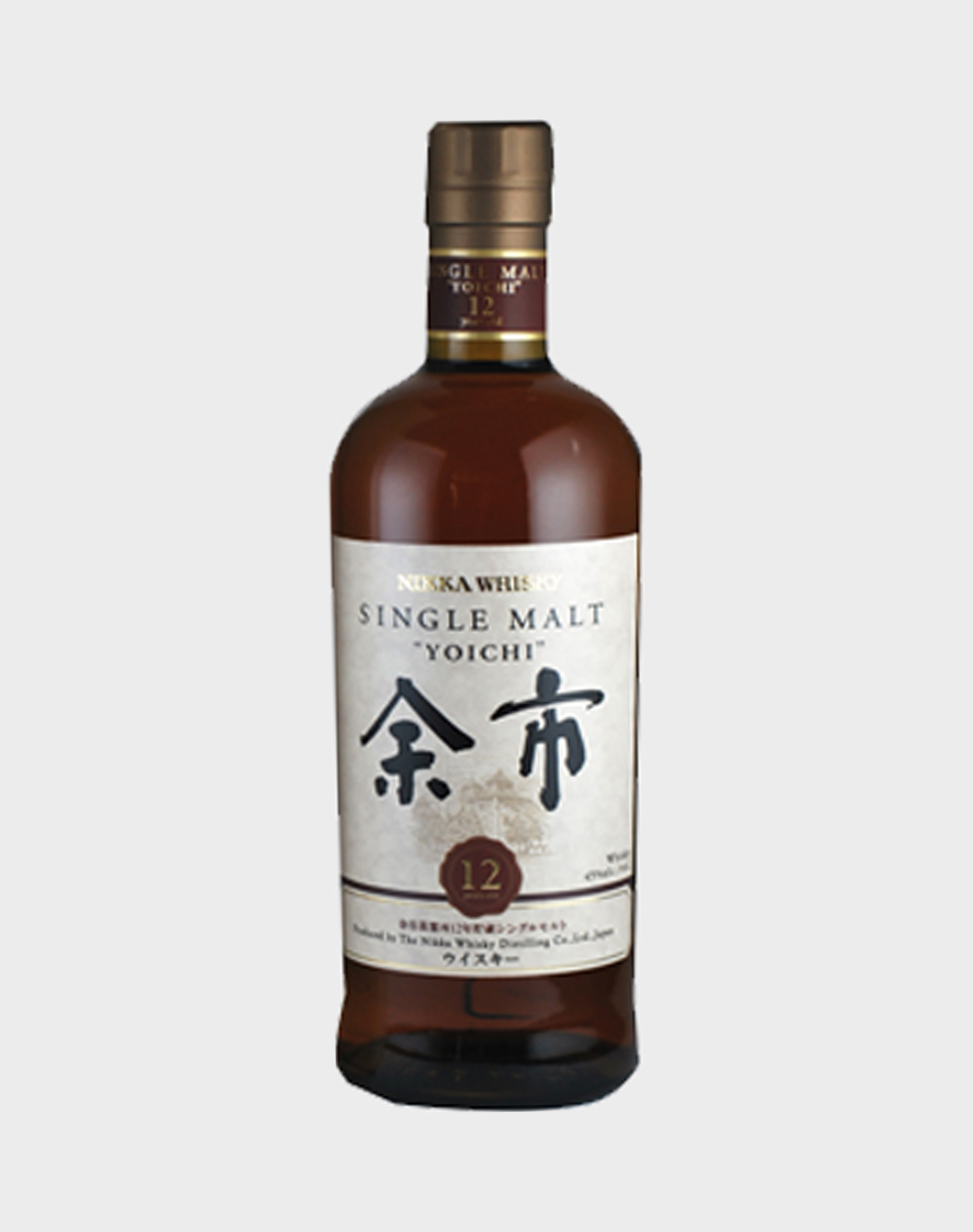 Nikka Yoichi 12 Year Old Whisky