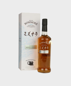 Bowmore Mizunara cask finish Japan released only A2