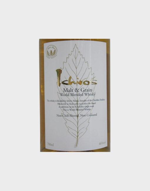 Ichiro's Malt & Grain Chichibu Blended Whisky B