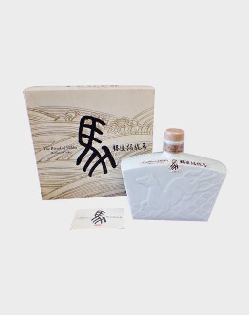Blend of Nikka Whisky 1990 – Horse Edition