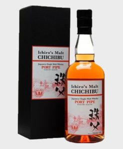 "Ichiro's Malt Chichibu ""Port Pipe"" Distilled 2009 Bottled 2013"