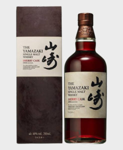Yamazaki Sherry Cask 2016 Award Winning Single Malt Japanese Whisky