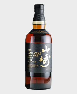 Yamazaki 18 Year Old Single Malt Japanese Whisky