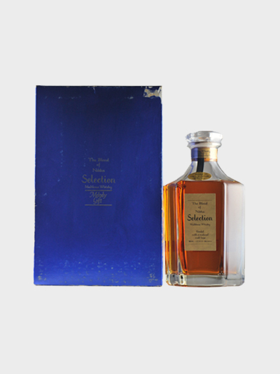 "The Blend of Nikka Selection ""Melody Gift"""