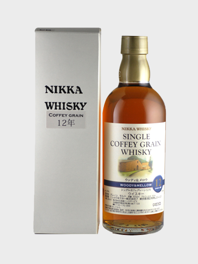 Nikka Coffey Grain 12 Year Old