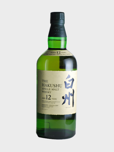 Hakushu 12 Single Malt Whisky