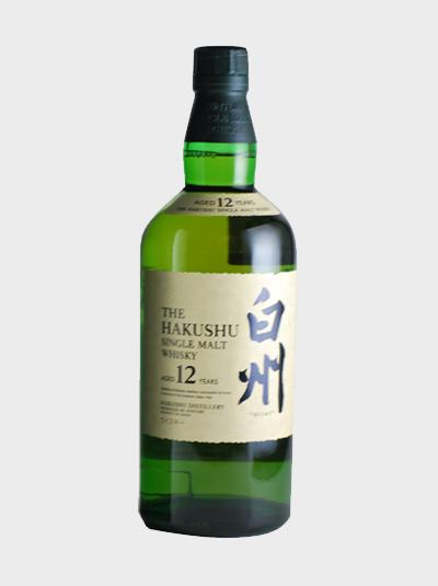 Hakushu 12 Single Malt Whisky