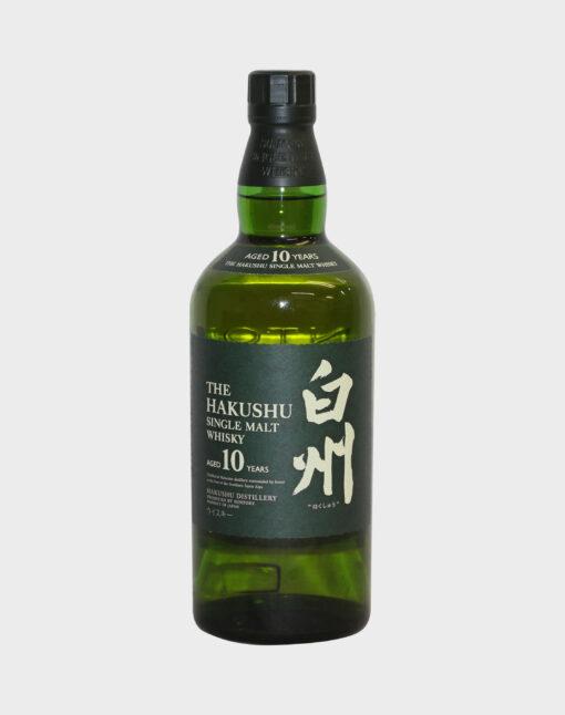 Hakushu 10 Year Old Whisky (No Box)