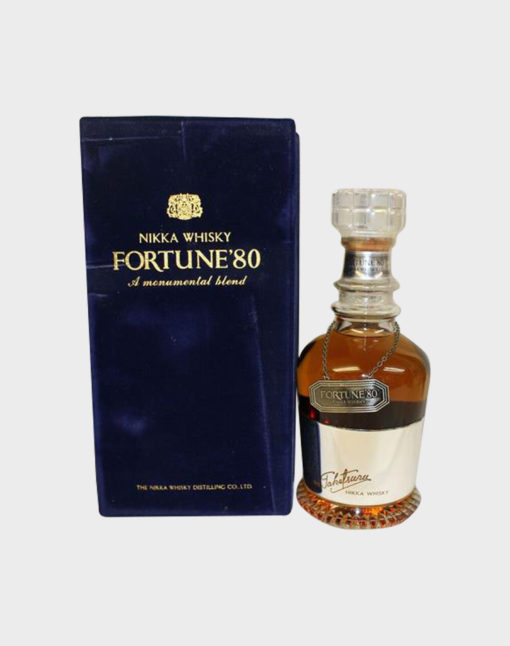 Nikka Whisky Fortune80