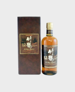 Nikka whisky taketsuru 12 years old pure malt 700ml 40% With box B