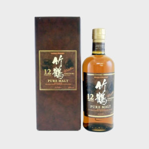 Nikka Taketsuru Pure Malt 12 year Old Whisky
