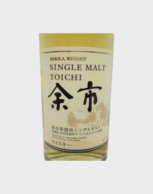 Nikka Yoichi Single Malt Non-Age (Miniature) (2)