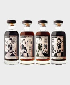 Karuizawa Tokyo Bar Show 1981-1984 Set (with Box)