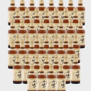 48 Miniature Bottles in 1 Case