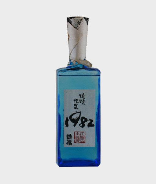 Award Winning 1982 Vintage Awamori