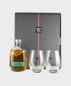 Suntory Whisky Shop W. Original Whisky No. 8 Hakushu with Glasses