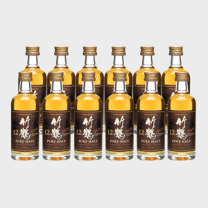 Taketsuru 12 Mini bottle set