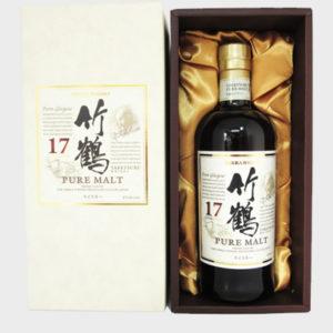 Taketsuru 17 w box