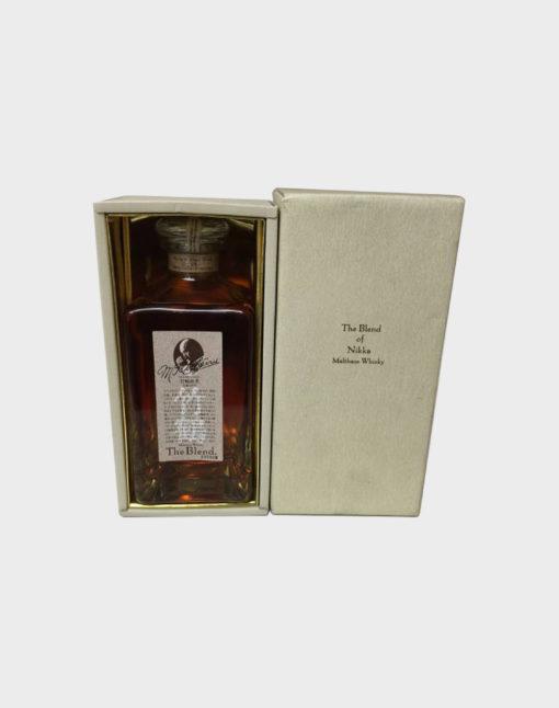 The Blend of Nikka Malt Base Whisky